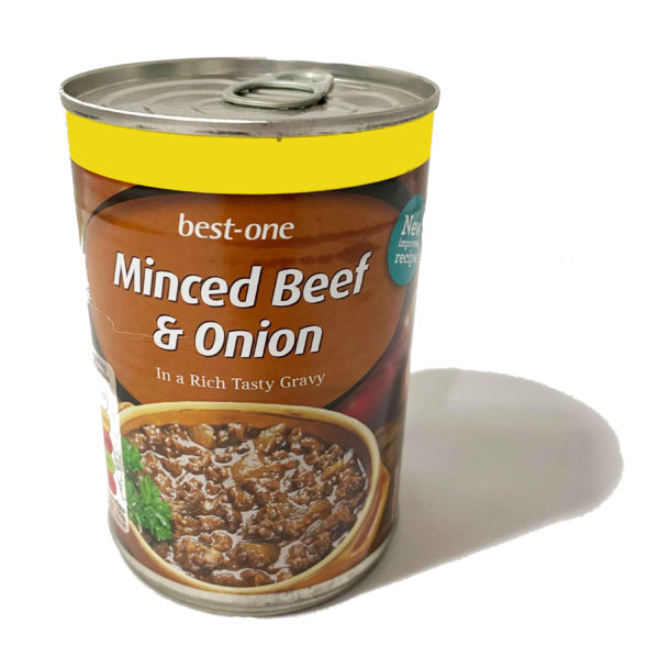 Best-One Minced Beef and Onion