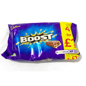 Boost 4 Pack