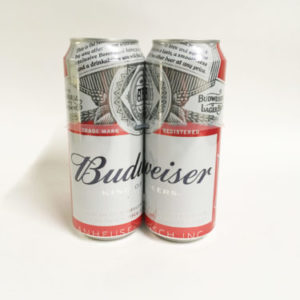 Budweiser 4 Pack (500ml)