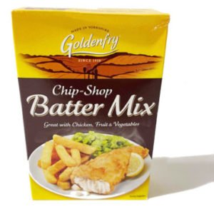 Chip-Shop Batter Mix