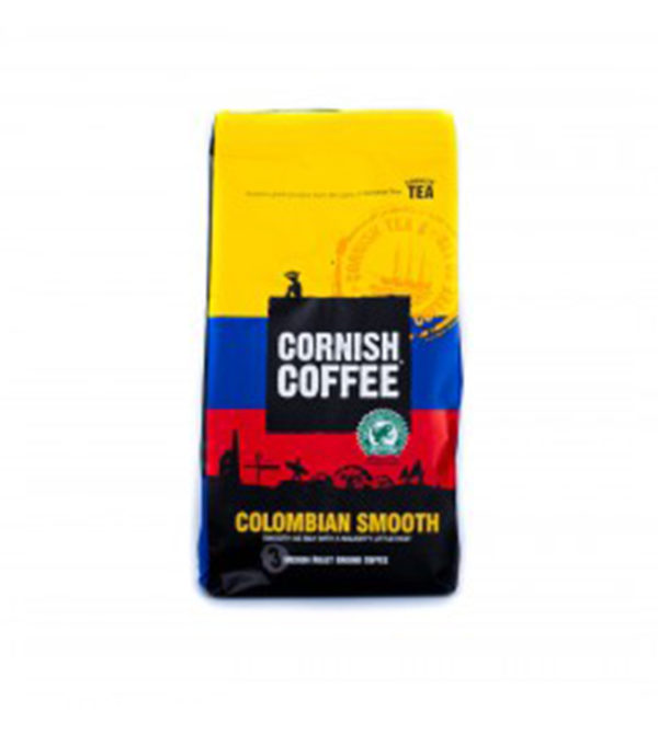 Cornish Coffee Colombian Smooth