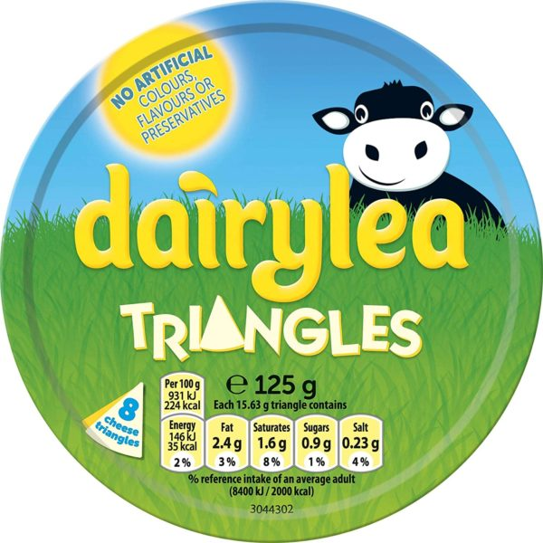 Dairylea Triangles