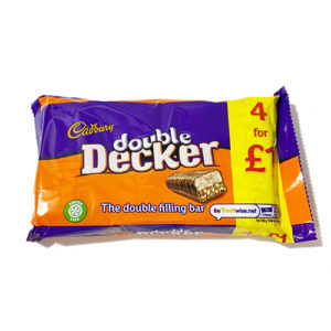 Double Decker 4 Pack