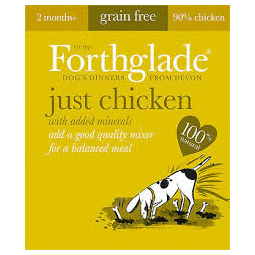 Forthglade Menu Chicken