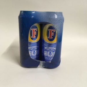 Fosters 4 Pack (440ml)