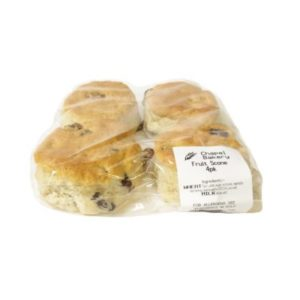 Fruit Scones 4 Pack