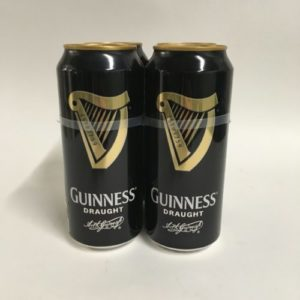 Guinness 4 Pack (500ml)