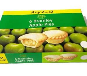 Happy Shopper Bramley Apple Pies