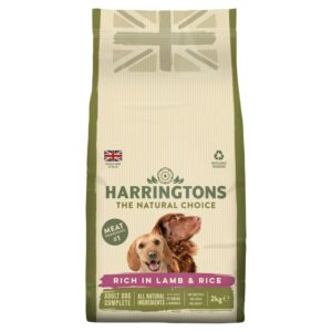 Harringtons Complete Lamb 2kg