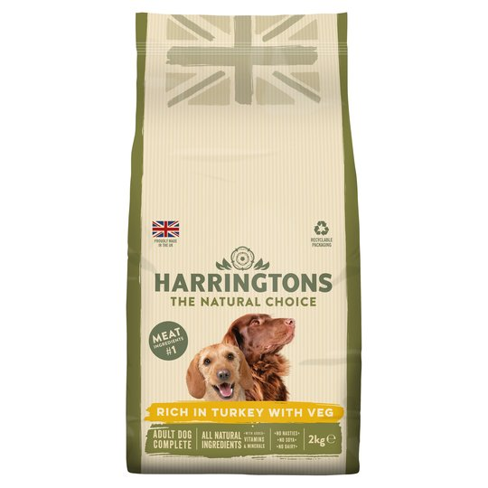 Harringtons Complete Turkey 2kg