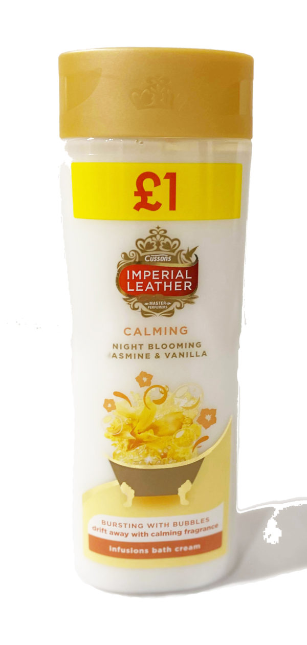 Imperial Leather Bath Cream