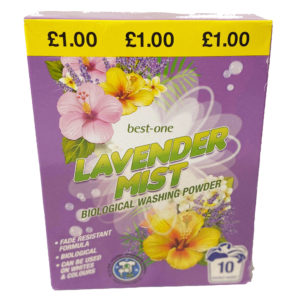 Lavender Mist Biological Washing Powder