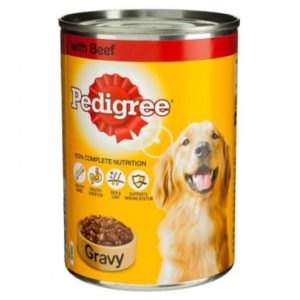Pedigree Beef Tin