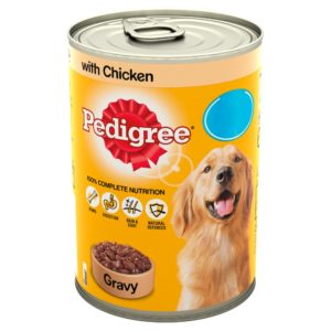 Pedigree Chicken Tin