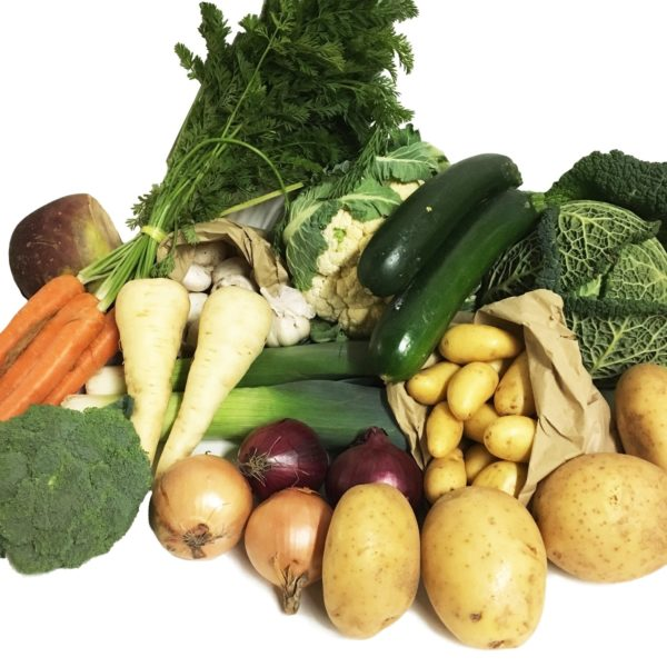 Vegetable Box (for 2/4 people)