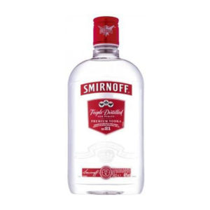 Smirnoff Vodka 50cl