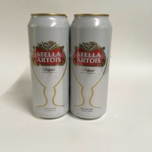 Stella Artois 4 Pack (500ml)