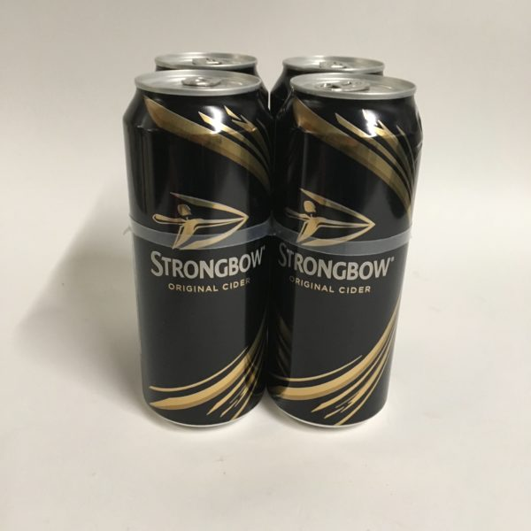 Strongbow 4 Pack (440ml)