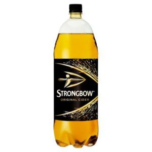 Strongbow Bottle 2L
