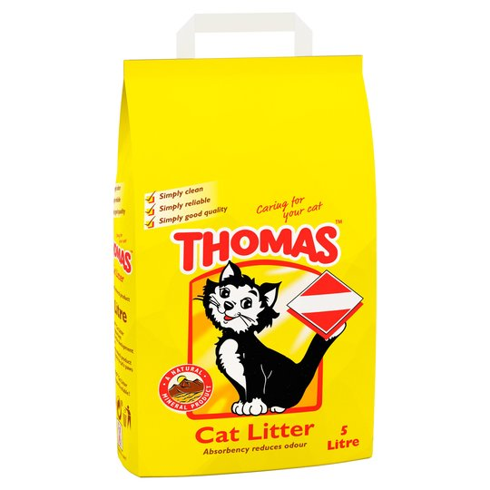Thomas Cat Litter 5L
