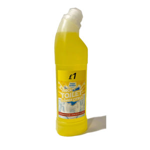 Happy Shopper Toilet Cleaner Citrus