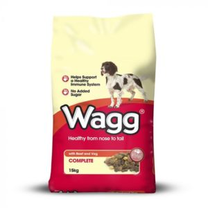 Wagg Complete Beef & Veg 2.5kg
