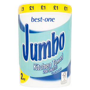 best-one jumbo kitchen towel