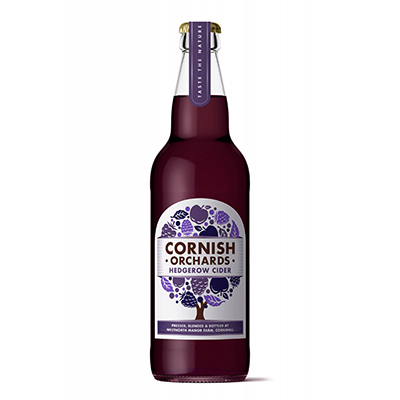 Cornish Orchards Hedgerow 500ml