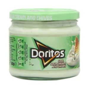 Doritos Cream + Chive Dip