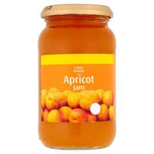 happy shopper apricot jam