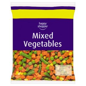 Happy Shopper Mixed Veg
