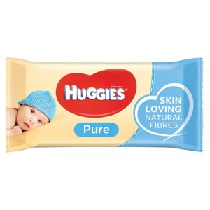 Huggies Wet Wipes (x56)