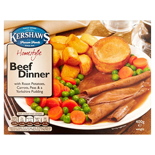 Kershaw Beef Dinner