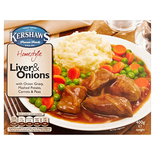 Kershaw Liver & Onion