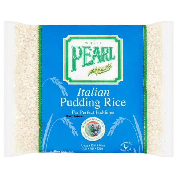 Pearl Pudding Rice