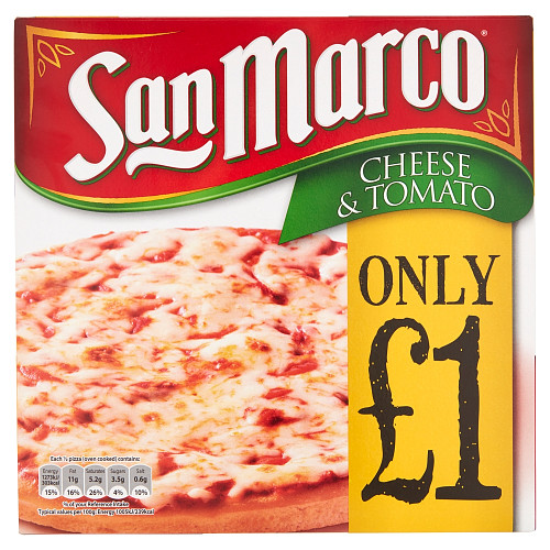San Marco Pizza Cheese