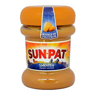sunpat peanut butter smooth