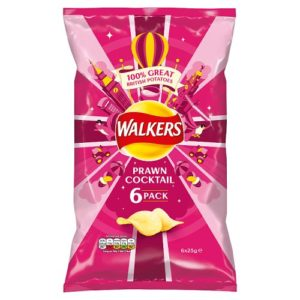 walkers prawn cocktail 6 pack