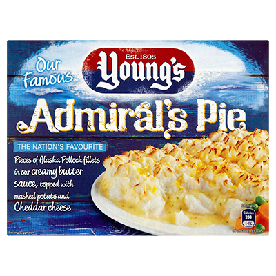 Youngs Admiral Pie
